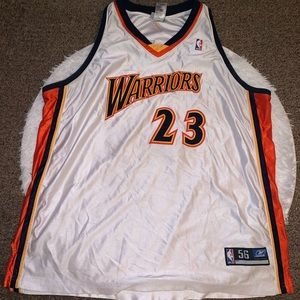 Authentic Golden State Warriors throwback 🔥